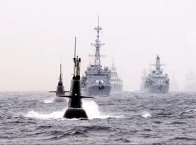 [Chùm ảnh] NATO tập trận chống ngầm cực lớn ở Biển Bắc