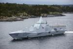 Thụy Điển nâng cấp hộ vệ hạm tàng hình Visby