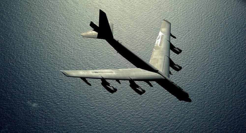Xung quanh việc Mỹ điều B-52 tới Thụy Điển tập trận