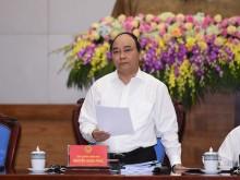 Thủ tướng chủ trì phiên họp Chính phủ thường kỳ tháng 4/2016