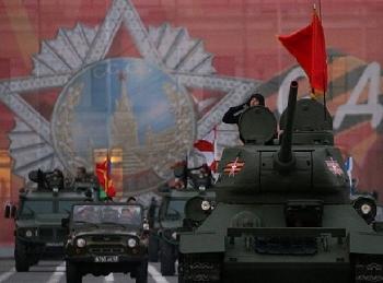 [Video] Nga duyệt binh mừng Ngày Chiến thắng