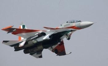 Tiêm kích Su-30MKI của Ấn Độ mất tích