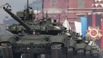 [VIDEO] Nga duyệt binh kỷ niệm 73 năm ngày Chiến thắng