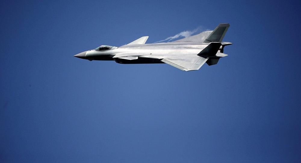 Chiến đấu cơ J-20 của Trung Quốc lần đầu tham gia tập trận