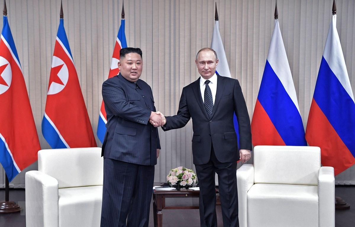 Nga bác bỏ cáo buộc có liên quan đến vụ thử tên lửa của Triều Tiên