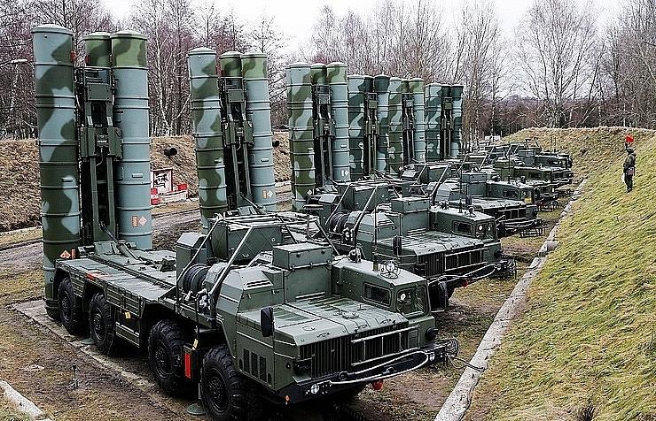 Mỹ xem xét trừng phạt Thổ Nhĩ Kỳ vì thương vụ S-400