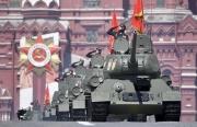 Tổng thống Nga tham dự lễ duyệt binh mừng Ngày Chiến thắng