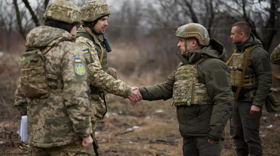 Mỹ yêu cầu Nga chấm dứt các hành động gây hấn với Ukraine