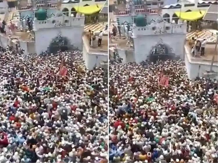 Hàng nghìn người tham dự đám tang giáo sĩ Ấn Độ giữa bão Covid-19