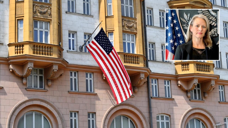 Nga trục xuất Thư ký Báo chí Mỹ tại Moscow