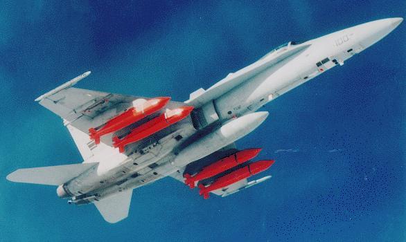 Mỹ tiếp tục thử nghiệm siêu tên lửa AGM-154 JSOW