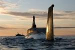 Nga trang bị robot chiến đấu cho tàu ngầm thế hệ 5