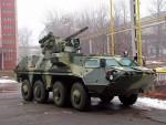 Ukraine tăng cường 1.000 xe bọc thép