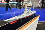 Nga: Khu trục hạm Leader sẽ là kho tên lửa di động