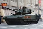 Nga sắp ra mắt phiên bản tăng Armata xuất khẩu