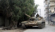 quan doi syria hezbollah pla quyet chien o dong ghouta