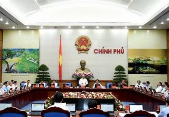 phien hop chinh phu chuyen de xay dung phap luat thang 62016