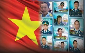 Cấp Bằng Tổ quốc ghi công cho 10 liệt sĩ trong 2 vụ tai nạn máy bay