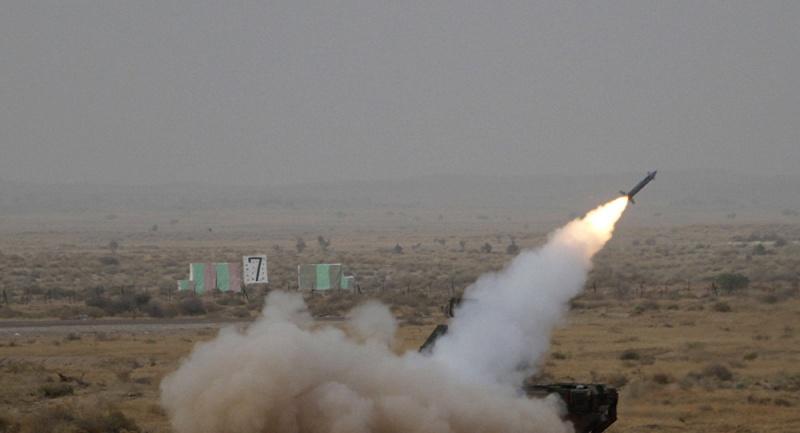 Sức mạnh đáng gờm của tên lửa chống tăng Ấn Độ