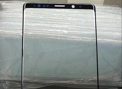 Galaxy Note 9 lộ thiết kế viền siêu mỏng, camera kép, ra mắt ngày 9/8