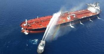 Mỹ cáo buộc Iran tấn công hai tàu dầu dù không có bằng chứng