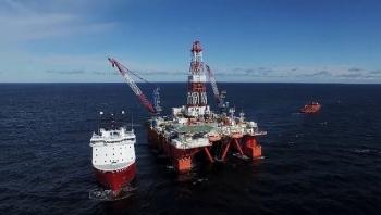 gazprom neft repsol va shell thanh lap lien doanh khai thac tai bac cuc