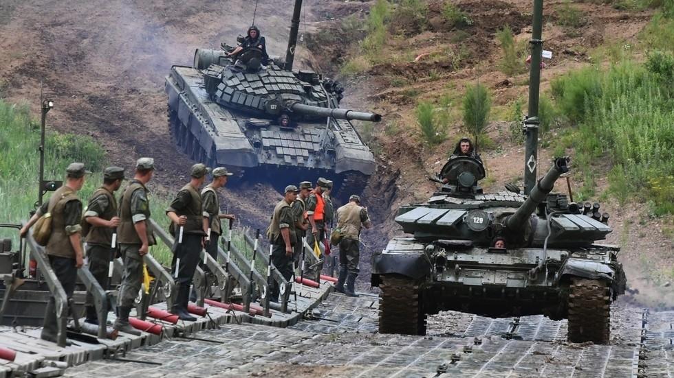 Nga thành lập 20 đơn vị quân đội áp sát biên giới NATO