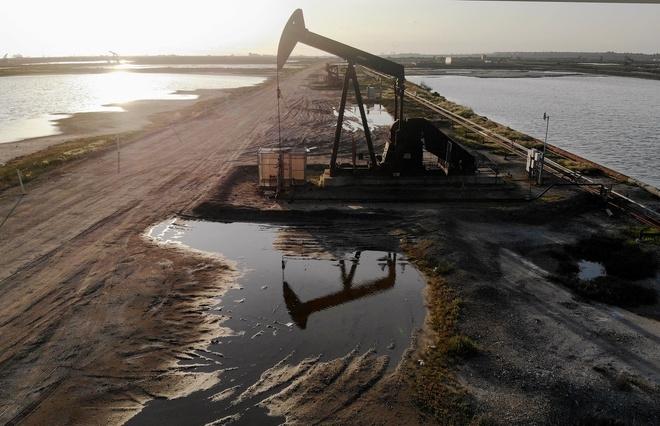 Số lượng giếng khoan chưa hoàn thành tại Mỹ giảm 27%