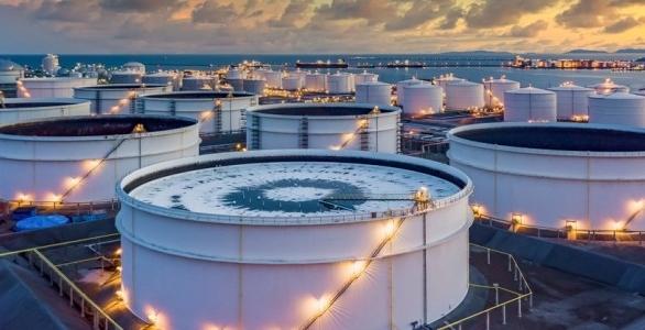 Lượng tồn kho dầu tại Mỹ liên tục giảm