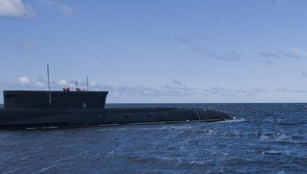 Nga tăng cường thêm một tàu ngầm hạt nhân lớp Borei