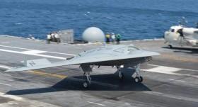 Sau thành công, X-47B liên tiếp thất bại
