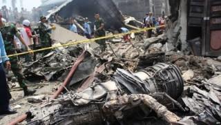 Không còn ai sống sót trong vụ rơi máy bay C-130
