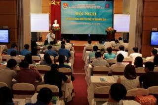 Khai mạc hội nghị tập huấn kỹ năng, nghiệp vụ công tác Đoàn 2015