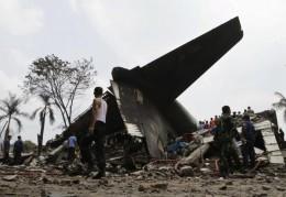 Indonesia điều tra cáo buộc vận tải cơ C-130 chở khách trái phép