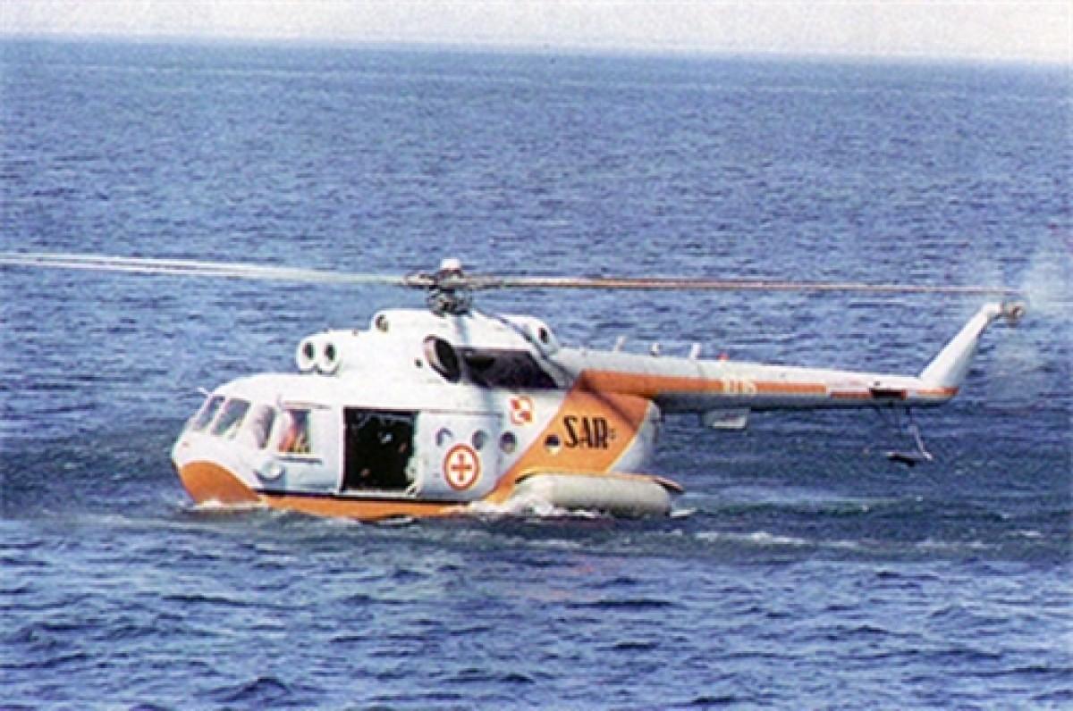 Trực thăng Mi-14PS.