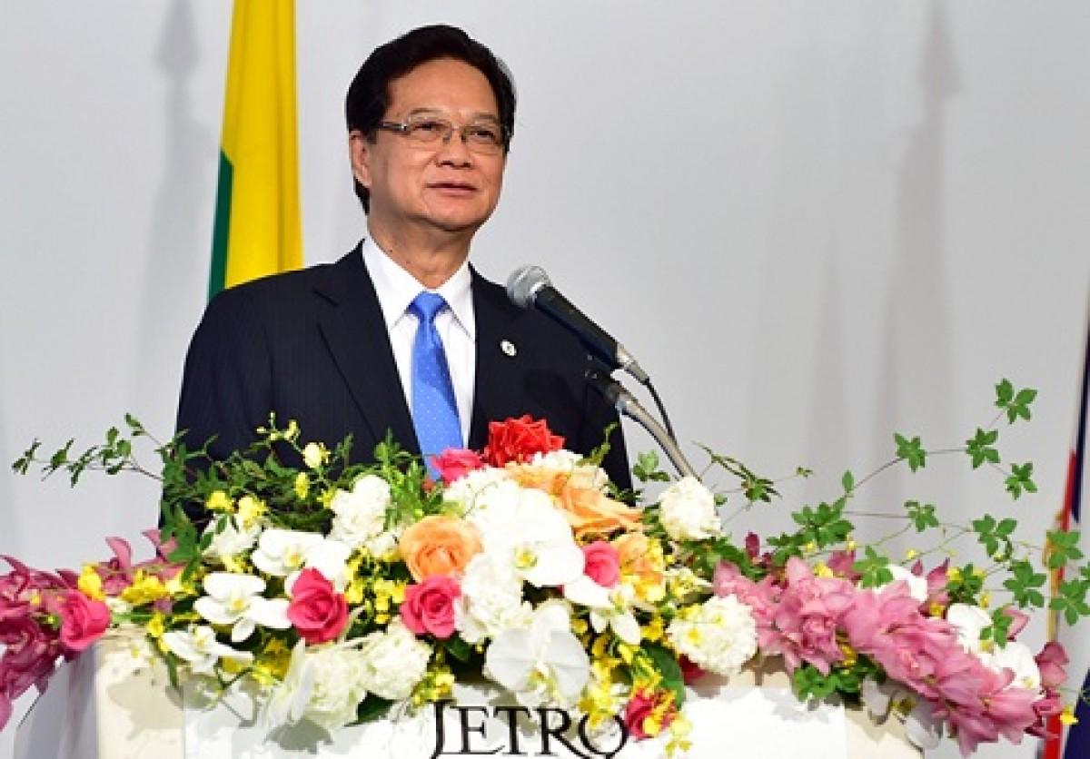Thủ tướng tham dự Diễn đàn Năm nền kinh tế Mekong