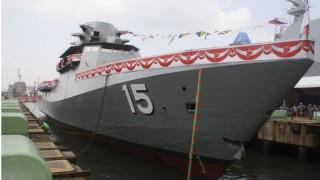 Tàu tuần duyên Singapore vừa hạ thủy mạnh cỡ nào?