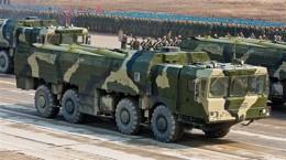 Nga sẵn sàng xuất khẩu Iskander-E cho Saudi Arabia