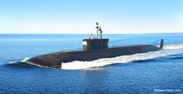 Nga triển khai tàu ngầm chiến lược tới vùng Viễn Đông