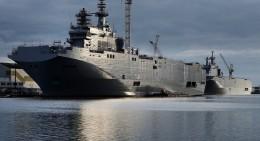 Pháp chịu phạt 1,3 tỉ USD, kiên quyết không giao Mistral cho Nga