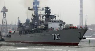 Lực lượng biên phòng Nga - Nhật tập trận chung tại đảo Sakhalin
