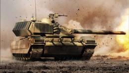 [Infographic] Sức mạnh thực sự của siêu xe tăng T-14 Armata
