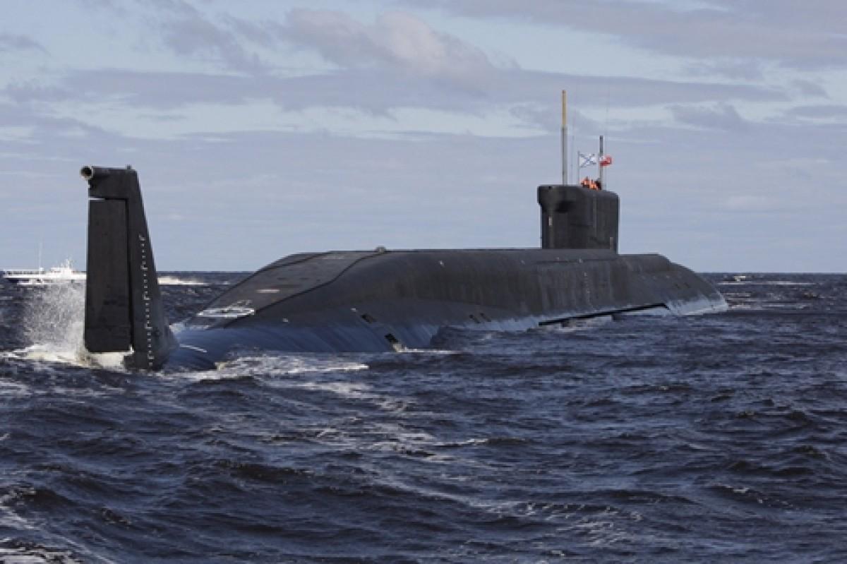 Nga chuẩn bị năng lực đóng tàu ngầm hạt nhân thế hệ thứ 5