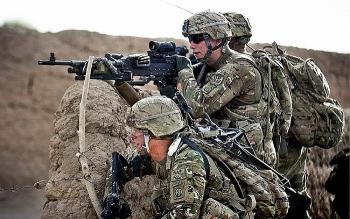 Anh tăng gấp đôi số lượng binh sĩ tại Afghanistan