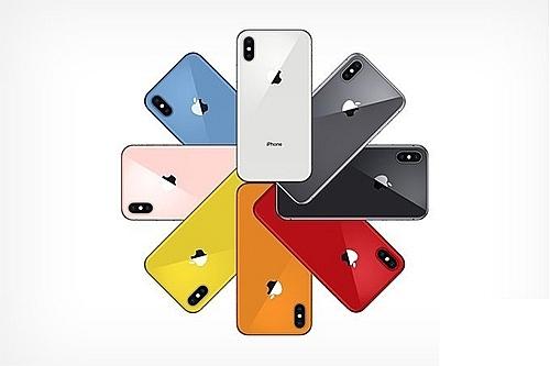 iphone 9 co the co 8 mau sac khac nhau