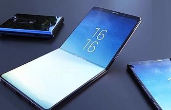 Smartphone gập được của Samsung có thể mang tên Galaxy F