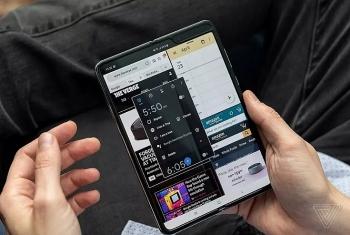 Samsung đã khắc phục được lỗi trên Galaxy Fold