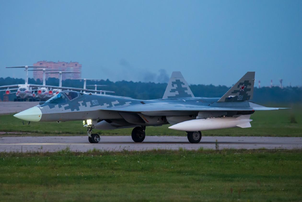 Nga sẵn sàng thử nghiệm tên lửa dành riêng cho tiêm kích Su-57