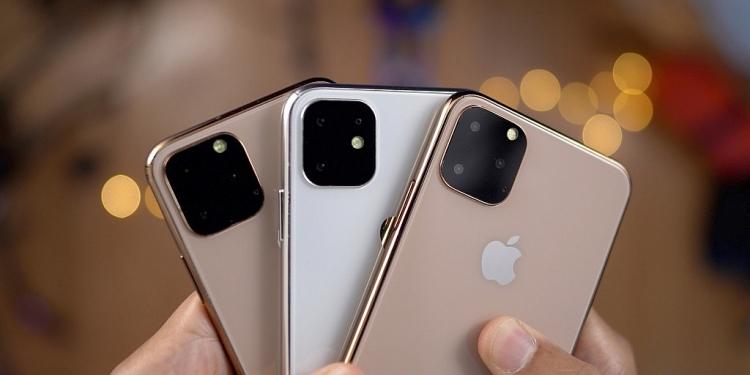 ro ri thiet ke cuoi cung cua bo 3 iphone 2019 ra mat nam nay