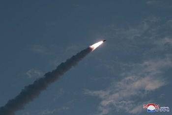 Hàn Quốc họp khẩn về vụ phóng tên lửa mới nhất của Triều Tiên